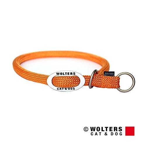 Wolters | Schlupfhalsband K2 in Neon Orange | Halsumfang 45 cm
