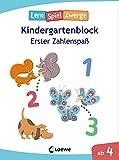 Die neuen LernSpielZwerge - Erster Zahlenspaß: Kindergartenblock ab 4 Jahre