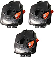 OEM Genuine Echo P021012870 Air Cleaner Case Assembly Carburetor Choke Plate of Each 3 Packs for HC-185 HC-225 PAS-225 PE-225 PPF-225 + (Free Two e-Books)
