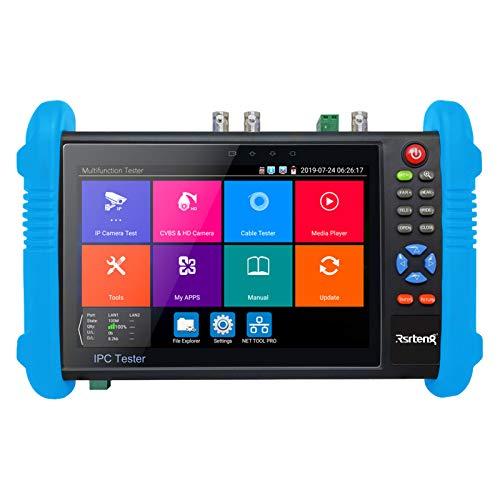 Rsrteng CCTV Camera Tester, Security IP Camera Tester 8MP...