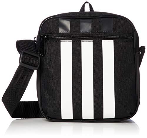 adidas 3s Organizer, Unisex Adulto, Black/Black/White, NS