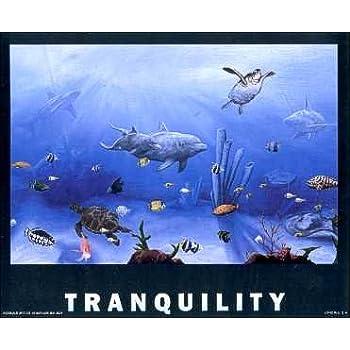 Tranquity Paper Tole 3D Kit 8x10