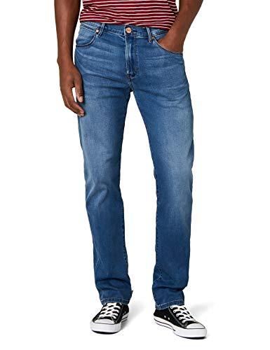Wrangler Herren ARIZONA Jeans, Blau (Bright Stroke 1Q), W34/L34