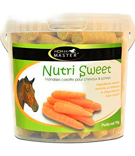 Horse Master - Nutri Sweet - Carotte