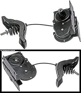 APDTY 120003 Spare Tire Hoist Cable & Hanger Bracket Complete Assembly Compatible WIth 1996-2018 Ford E150 E205 E350 E450 Econoline Van (Includes Uper Duty Van; Replaces 6C2Z-1A131-AA, 6C2Z1A131A