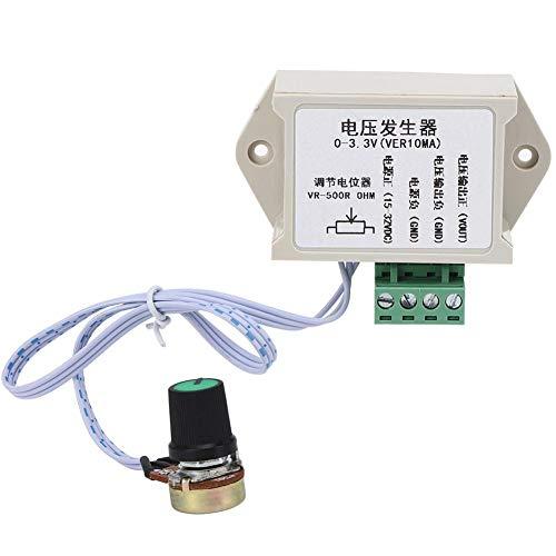 Generador de voltaje 10MA Corriente de salida Cantidad analógica que produce sonido....