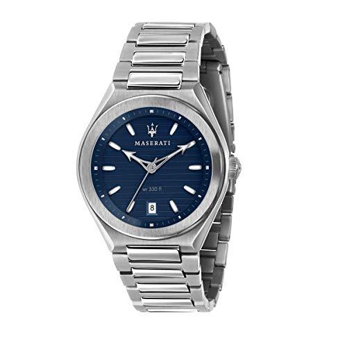 Orologio da uomo, Collezione TRICONIC, al quarzo, solo tempo, 3h - R8853139002