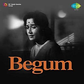 Begum (Original Motion Picture Soundtrack)