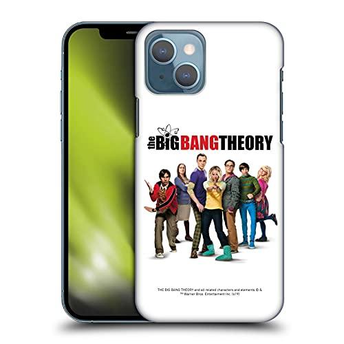 Head Case Designs Offizielle Zugelassen The Big Bang Theory Staffel 10 Schluessel Kunst Harte Rueckseiten Handyhülle Hülle Huelle kompatibel mit Apple iPhone 13