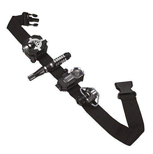 Spy X 10151 - Accesorio para Disfraz, cinturón con Equipo de espía ...
