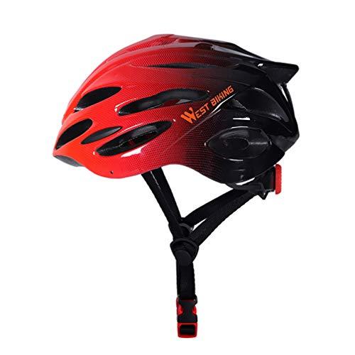 BESPORTBLE Casco de Bicicleta Casco Deportivo Casco de Bicicleta Protector de Cabeza para Ciclismo Monopatín Bicicleta BMX Pendiente Seca Hombres Mujeres