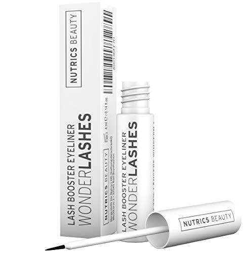 Wonder Lashes Wimpernserum | Bis zu 32 Prozent längere Wimpern * | 4 ml | Dein Wimpern Booster by Nutrics