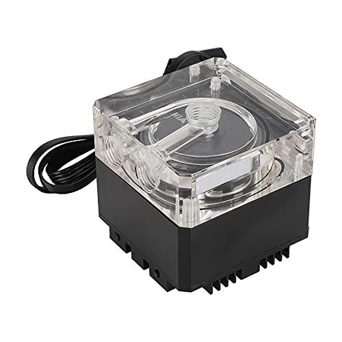 Bomba de Sistema de Refrigeración por Agua 960L / H de la Computadora de Flujo Control de Temperatura del Enfriador de Agua Bomba de Cabezal de Descarga de 5~6 M