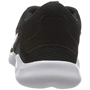 Nike Men's Flex Experience Run 9 Shoe, Black/White-Dark Smoke Grey, 11.5 Regular US