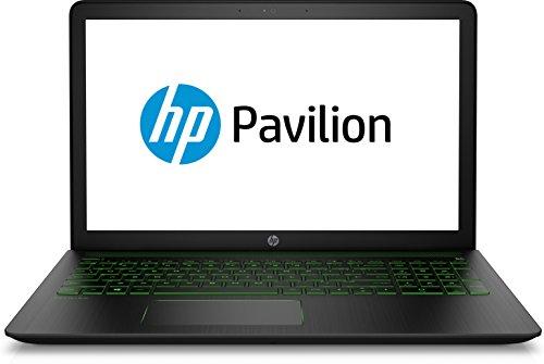 HP Pavilion 15-cb008ns 2.8GHz i7-7700HQ Intel Core i7 di settima generazione 15.6' 1920 x 1080Pixel Nero Computer portatile