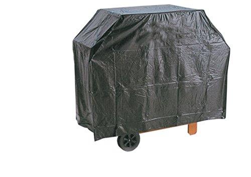 PiuShopping Telo Copertura Barbecue, Custodia per BBQ in PVC, Impermeabile Resistente a Sole Vento Pioggia, Rettangolare (108x54x85)