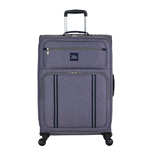 Skyway Kennewick 25' Spinner Upright Suitcase, Sunset Grey, One Size