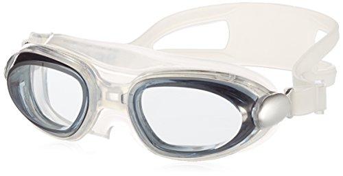 Beco GOA Schwimmbrille, Silber/Grau, One Size