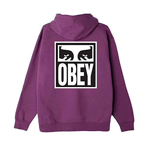 obey felpa Obey Eyes Icon 2 - Felpa con cappuccio da uomo