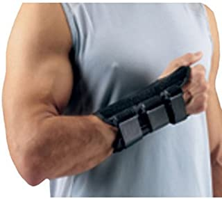 Dj Orthopedics, Llc - Procare Comfortform Wrist Support, Black, Small, Left
