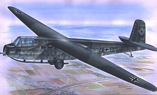 Unbekannt Special Hobby SH48014 - DFS 230 Flugzeug