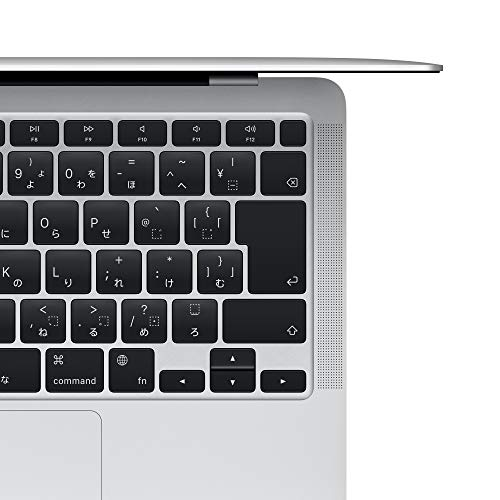 2020AppleMacBookAirAppleM1Chip(13インチ,8GBRAM,256GBSSD)-シルバー