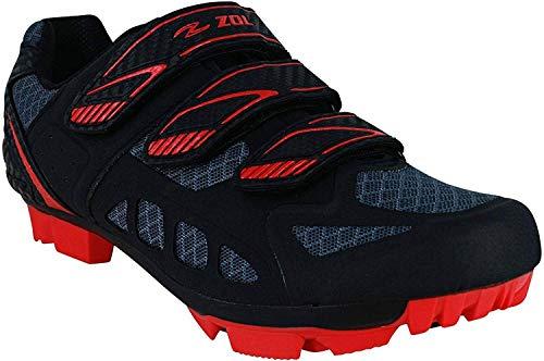 ZOL Predator MTB Mountain Bike and Indoor Cycling Shoes 43