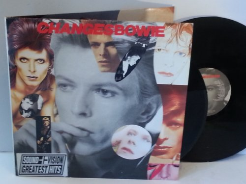 David Bowie CHANGES, CONTAINS THREE BONUS TRACKS. DBTV 1