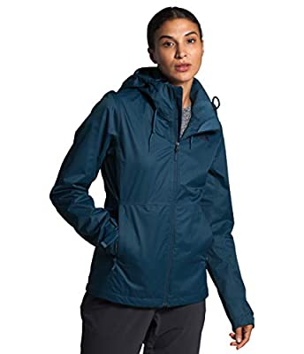 The North Face Women's Arrowood Triclimate Jacket, Blue Wing Teal/Blue Wing Teal, M by The North Face
