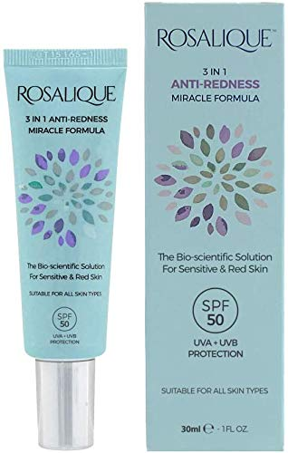 Rosalique 3 in 1 Anti-Redness Miracle Formula SPF50 1 x 30 ml