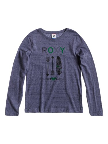 Roxy Under The Tree T-Shirt pour Fille Violet Lilas 12 Ans