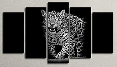انسيجين لوحة جدارية فنية , مجموعة من 5 قطع ، PFR-7006