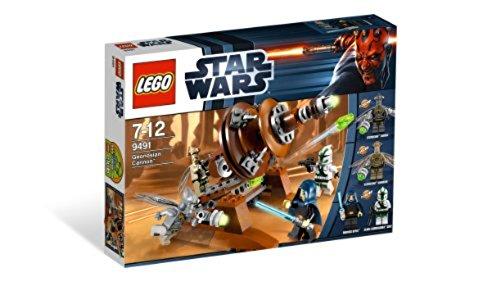 Lego Star Wars 9491 Geonosian Cannon