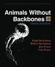 Best animals without backbones book Reviews