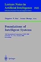 Foundations of Intelligent Systems: 12th International Symposium, Ismis 2000, Charlotte, NC, USA October 11-14, 2000 Proceedings