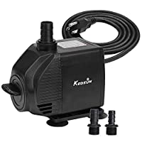 Water Pumps for Hydroponics - [Reviews: List of the best Submersible