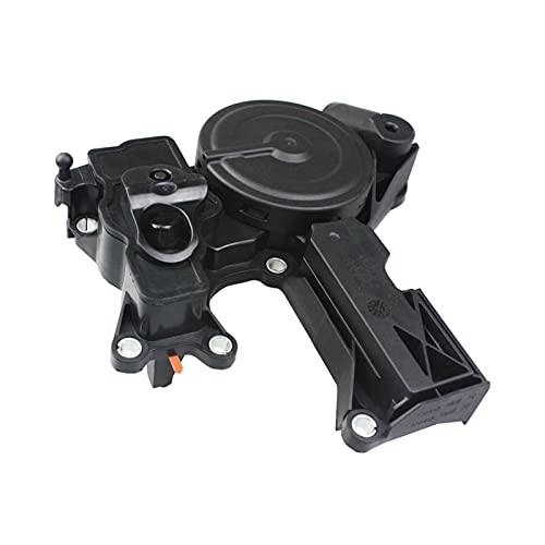 SHIJIE Cat and Mouse Separador de Aceite Negro Ensamblaje de la válvula PCV 06H 103 495 A FIT FOR Audi A4 Q5 TT VW Golf Jetta Seat Skoda 2.0TSI 06H103495A 06H103495