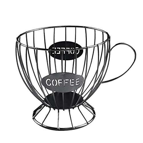 RWEAONT CAPSULA DE Capa DE CAFEA DE Almacenamiento Capa DE CAFÉ Cafe CUENCIONA Cafe CAFEA Fruta Fruta CAFÉ PODERÍA Organizador del Organizador para HOGAR Cafe Adorno del Hotel (Color : 02)