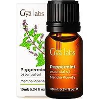 Gya Labs Peppermint Essential Headache Relief Hair Growth Oil