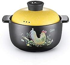 Praktisch Casserole gerechten keramische braadpan casserole-cartoon keramische braadpan voor huishoudelijke gas, open vlam...