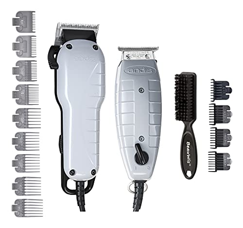 Andis Barber Combo-Powerful High-speed adjustable...