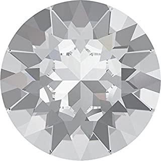 Swarovski 1028 & 1088 Chatons & Round Stones Crystal | PP13 (1.95mm) - Pack of 100 | Small & Wholesale Packs