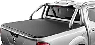 Clip On Ute Tonneau Cover to fit Nissan Navara NP300 Dual Cab With Sports Bar.