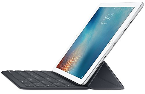 Apple Smart Keyboard for iPad Pro 12.9in (for 1-2 generation) MJYR2LL/A (Renewed)