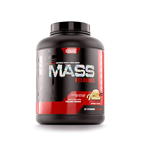 Betancourt Nutrition Mass Reloaded …