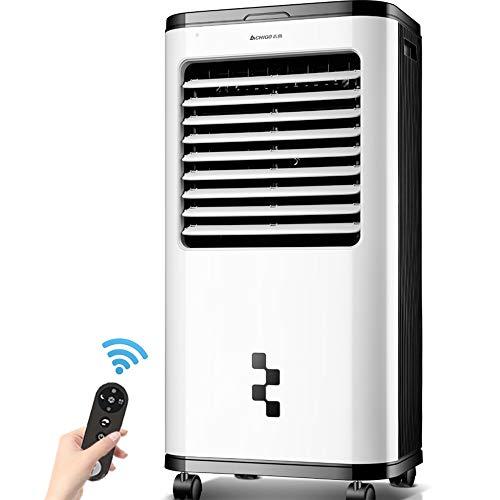 Axdwfd Industrienebelventilator Klimaanlagenlüfter, Kältetechnik Kaltlüfter Haushalt Großer wassergekühlter Luftlüfter Einzelner kalter handelsüblicher mobiler Kleinklimagerät