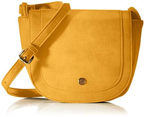 Roxy ON MY Way, Purse/Handbag para Mujer, Color Amarillo Mineral, Medium