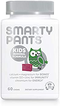 60-Count SmartyPants Kids Mineral Daily Gummy Multivitamin