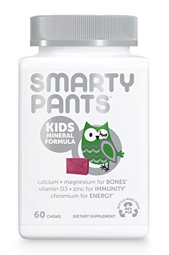 SmartyPants Kids Mineral Daily Gummy Multivitamin: Vitamin...