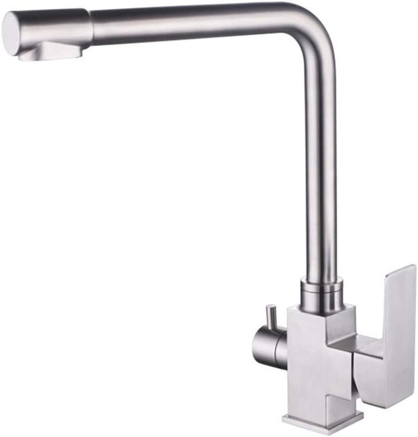 Basin Faucetpurified Water Function Kitchen Faucet Cold and Hot Water Tank